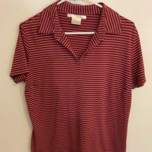 Woman's Nike golf shirt